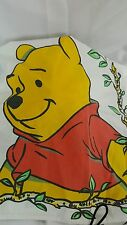 Vtg Disney WINNIE THE POOH & Friends 3 Piece Twin Bed Sheet Set No Stains