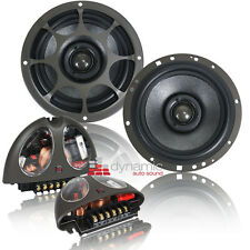 "Morel Hybrid Integra 602 Car Audio 6.5"" Coaxial Speakers 2-Way 600W New"