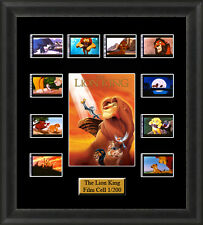 The Lion King (1994) Film Cells FilmCells Movie Cell Presentation