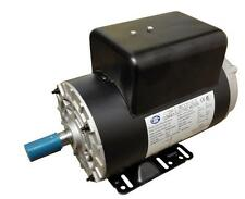 CEM Compressor Duty AC Motor 5HP 3600RPM 56 frame Removable Feet Single Phase CW