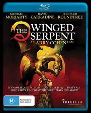 Q - The Winged Serpent Blu-ray Zone B