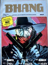 BHANG n°1 1990 ed. MBP PRESS  [G.176] John Romita Stan Lee Max Bunker