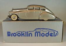 Brooklin Models Canada 1/43 Pierce Arrow Silver Arrow 1933 champagner i Box#4306