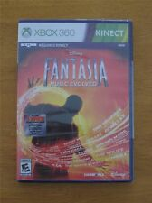 XBOX 360 Fantasia: Music Evolved *NEW & SEALED* Includes 3 free song downloads!