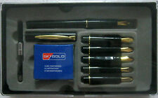 SkyGold Calligraphy Fountain Pen - With 6 Calligraphy Nib  - Original Brand New