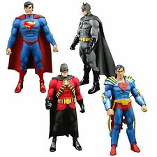 DC Universe All Stars Wave 1 Action Figure Set ~BRAND NEW~