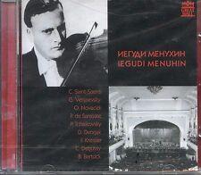 Violin Pieces - Iegudi Menuhin (CD)