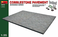 MiniArt 1/35 Cobblestone Pavement # 36046