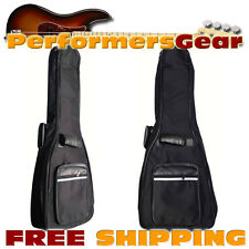 Perfektion Deluxe Heavy Duty Acoustic Classical Guitar 10mm Padded Gig Bag NEW