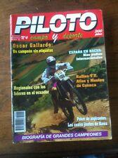 Revista Piloto nº4, Junio 1993 / Piloto Magazine # 4, June 1993