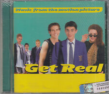 Get Real Film Soundtrack CD NEW Cameo Troggs Sleeper Republica Dodgy FASTPOST