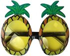 ADULT PINEAPPLE HAWAIIAN NOVELTY BEACH SUN GLASSES HEN STAG PARTY FANCY DRESS