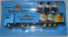 KRONEN-Bräu Brauerei Halter Heilbronn - Werbetruck - LKW Miniatur Modell - OVP