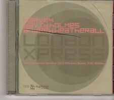 (GA734) Harvey/David Holmes/Andrew Weatherall, London Xpress - 2000 CD