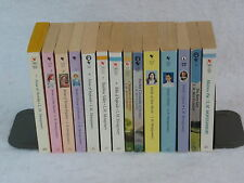 Lot of 14 LM Montgomery Anne 2-8 - Avonlea Chronicles - Emily - Story Girl  Pat