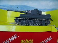 1/50 Solido (France)   MILITARY Tigre 1 Germany army tank