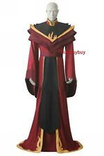 Avatar the Last Airbender Fire Lord Ozai Cosplay Costume