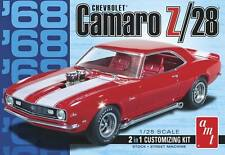 AMT 1/25 1968 Chevy Camaro Z28 Z/28  Plastic Model Kit AMT868 868
