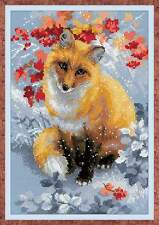 "Counted Cross Stitch Kit RIOLIS - ""Fox"""