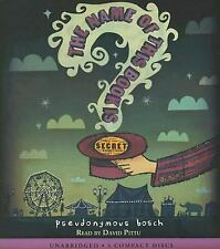 The Name of This Book Is Secret (Secret (Audio for Little Brown)) Bosch, Pseudo