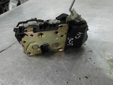 Peugeot 307 2004 1.6 HDI NS Passenger Side Front Central Locking