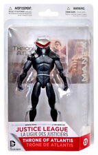 "DC COLLECTIBLES JUSTICE LEAGUE: THRONE OF ATLANTIS ""BLACK MANTA"" ACTION FIGURE"