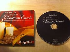 CHRISTMAS CAROLS CHOIR Sir Malcolm Sargent MUSIC CD Xmas Songs Dinner