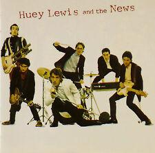 CD - Huey Lewis And The News - Same - #A1568