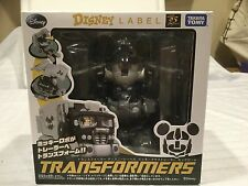 Transformer Disney Label Mickey Mouse Optimus Prime Takara TOMY 25 YEARS FIG MIB