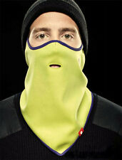 AIRHOLE Air Hole STANDARD 2 a FACEMASK Ski SNOWBOARD Winter FLEECE Scarf BANDANA