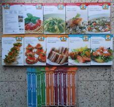 scuola di cucina la prova del cuoco antonella clerici 20 dvd + 20 libri ricette