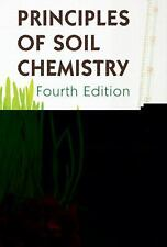 Principles Of Soil Chemistry 4th Edition International Edition