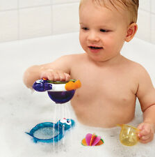 Munchkin Lazy Buoys 5 piece set Childrens Bath Toy Baby Babys From Birth
