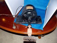 1920s Vintage WESTINGHOUSE 1/6hp AC Motor CAH 110v Grinder Fan Motor WORKS!!