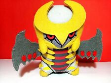 "RARE GIRATINA Pokemon Plush Doll 8"" BANPRESTO 2008 JAPAN ONLY PRIZE Land Form FS"
