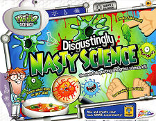Disgustingly Nasty Weird Science Experiment Educational Set Toy XMAS Gift Kids