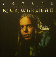 2erCD RICK WAKEMAN - voyage, the muy best of