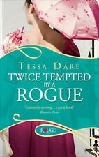 TESSA DARE __ TWICE TEMPTED BY A ROUGE __ BRAND NEW __ FREEPOST UK