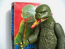 D1049714 GODZILLA TOHO 1977 MATTEL SHOGUN WARRIORS NOTHING BROKEN COMPLETE BOX