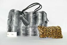 Susan Sommers Fur Style Large Handbag NEW Inventory# 291