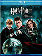 3119 // Harry Potter Et L'ordre Du Phénix - Blu-Ray David Yates TBE
