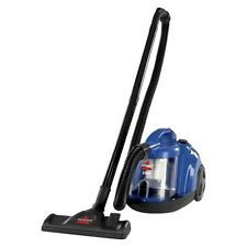 BISSELL Zing Bagless Canister Vacuum - Blue (6489)