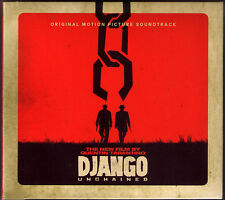 DJANGO UNCHAINED Soundtrack OST Ennio Morricone James Russo CD Quentin Tarantino