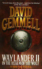 Waylander II: In The Realm of the Wolf, David Gemmell, Paperback, New