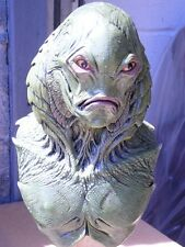 Famous Monsters Gillman by Steve Wang Maquette bust pro painted