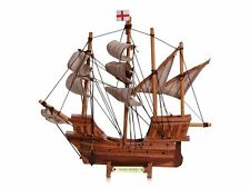 Mary Rose Wooden Model (24cm) Warship Model Boats, Model Ships Nautical Gifts