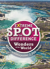 Extreme Spot-the-Difference Wonders of the World by Tim Dedopulos (Mixed...