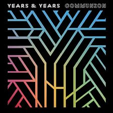 YEARS AND YEARS - COMMUNION: CD ALBUM (July 10th  2015)