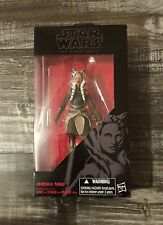 "Star Wars Black Series Rebels: Ahsoka Tano 6"" Action Figure Brand New"