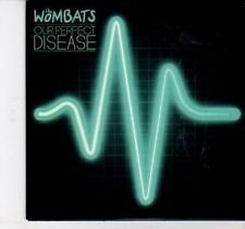 (DH939) The Wombats, Our Perfect Disease - 2011 DJ CD